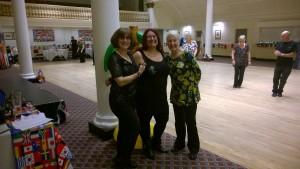 Allison, Jane & Boogie Boots Blackpool aka Jeni Bradshaw
