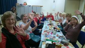 Busby Ladies - Glasgow Line Dancing